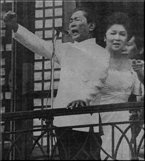 Marcos imelda malacanang