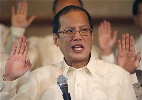Aquino oath