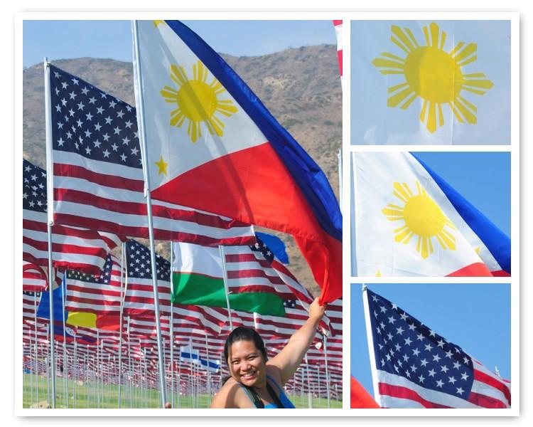 Philippine-Flag-Mosaic