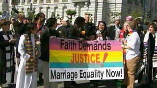 Faith demands justice