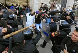 Egypt-chaos
