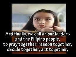 Pray together
