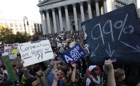 Occupy wall street pic