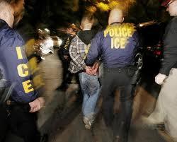 DEPORTATION -ICE RAID