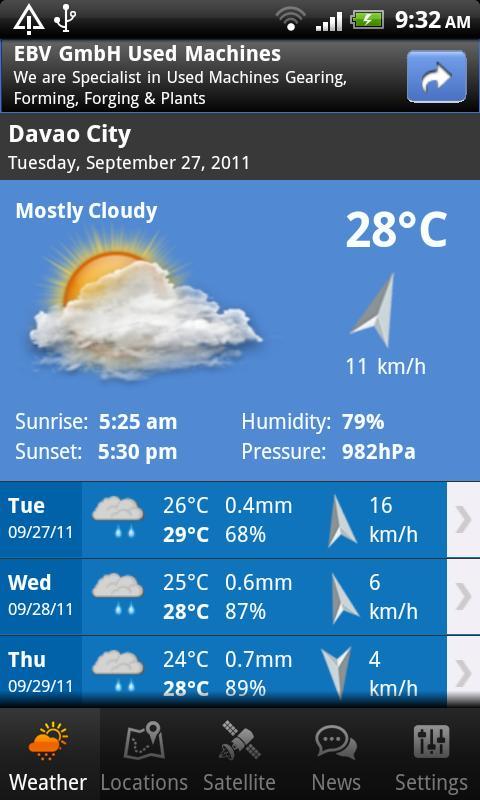 Ph weather 2