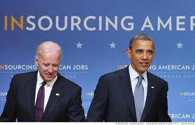 Insourcing obama