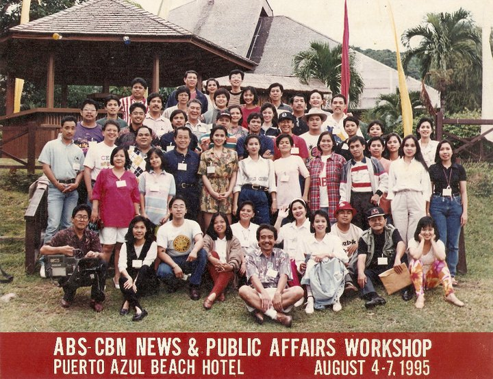 Abs-cbn news '95