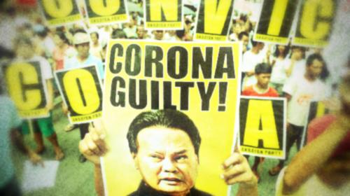 Corona guilty