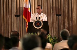Impeachment trial PNoy