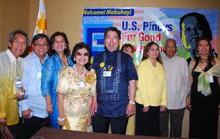 Miriam US pinoys