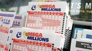 Megamillion ticket stubs