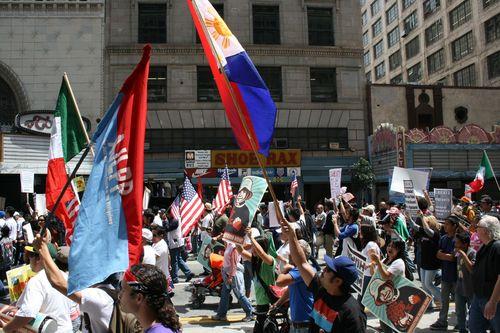 Tnt pinoys rally