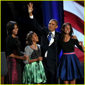 Obama is re-elected