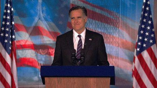 Romney lost